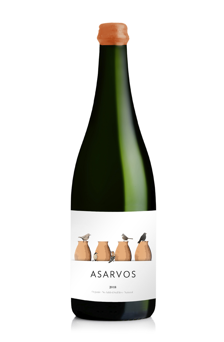AA Asarvos | Celler de les Aus - Winexfood