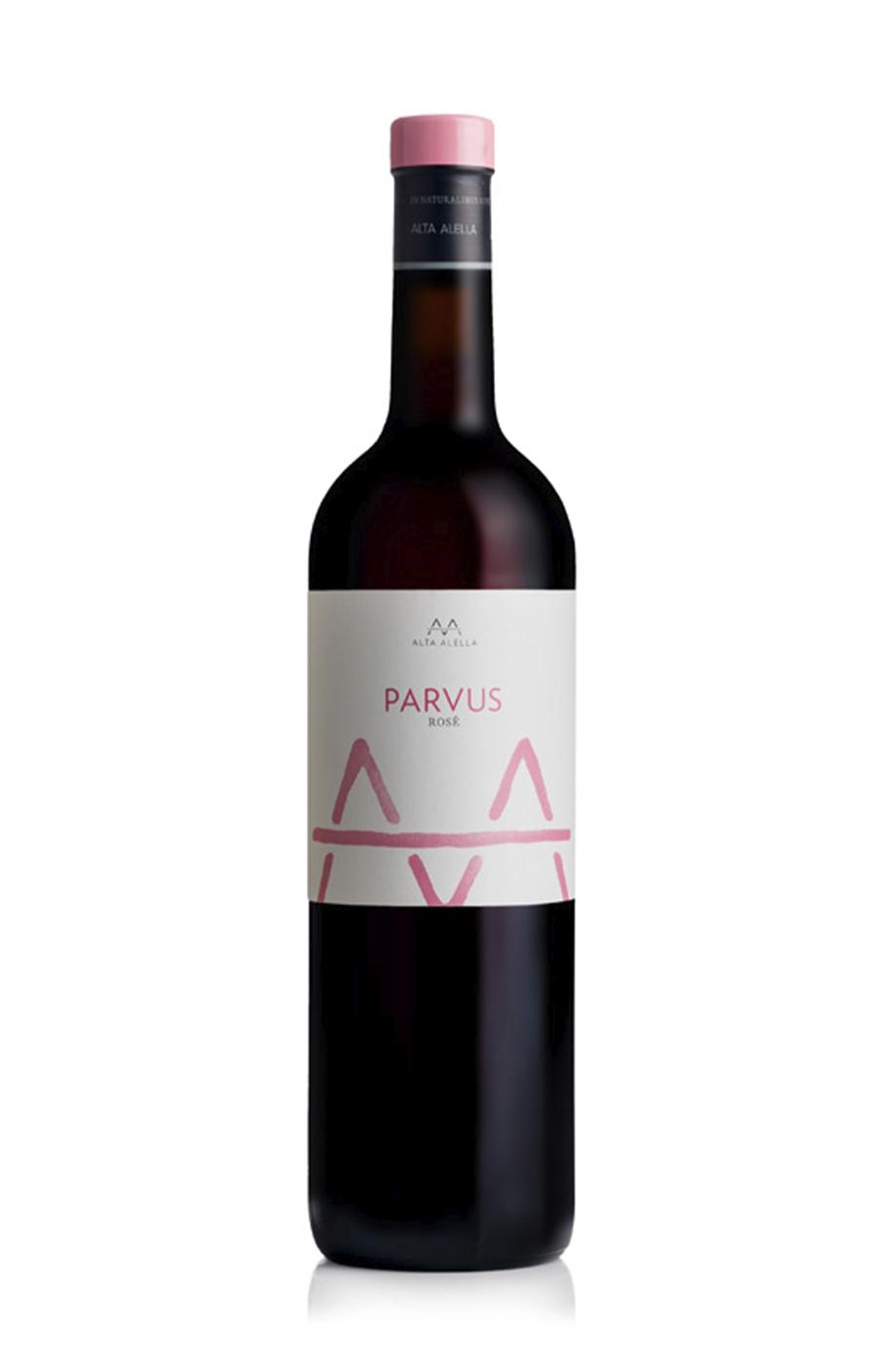 AA Parvus Rosé   Alta Alella  - Winexfood