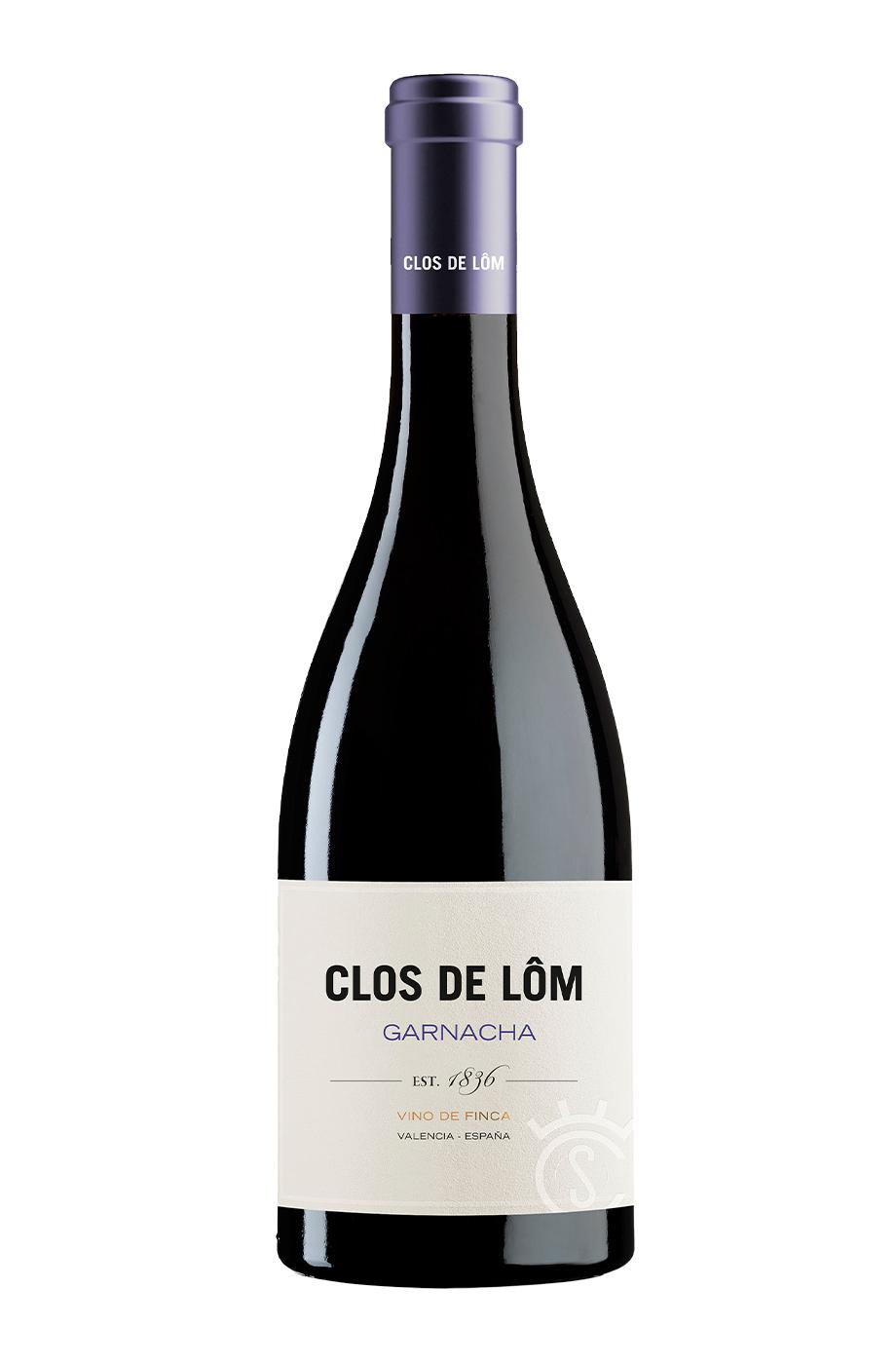 Clos de Lôm Garnacha | Clos de Lôm - Winexfood