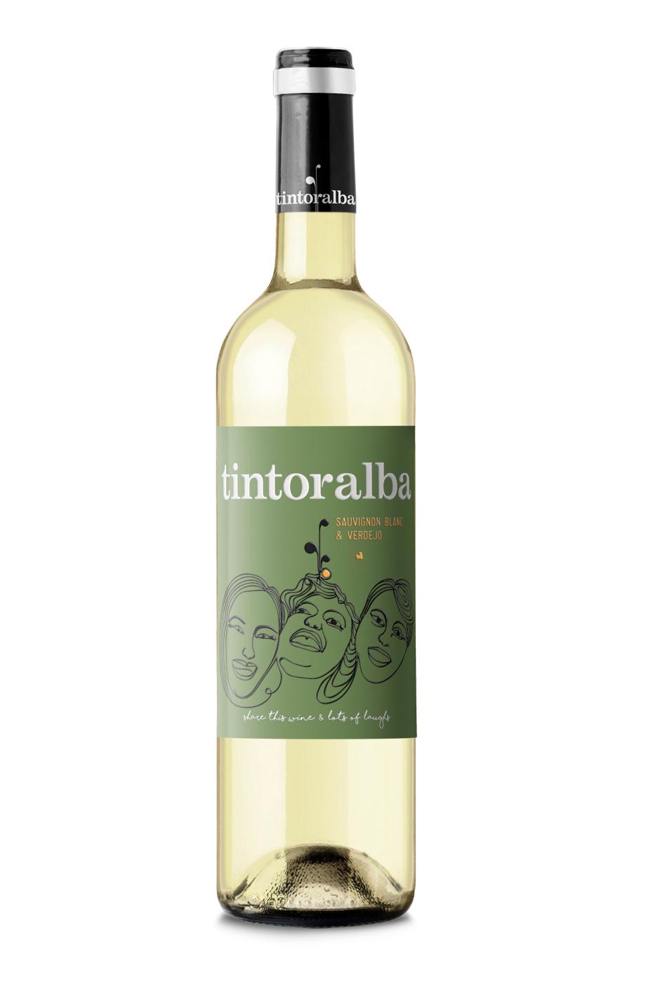 Tintoralba Sauvignon Blanc & Verdejo   Tintoralba - Winexfood