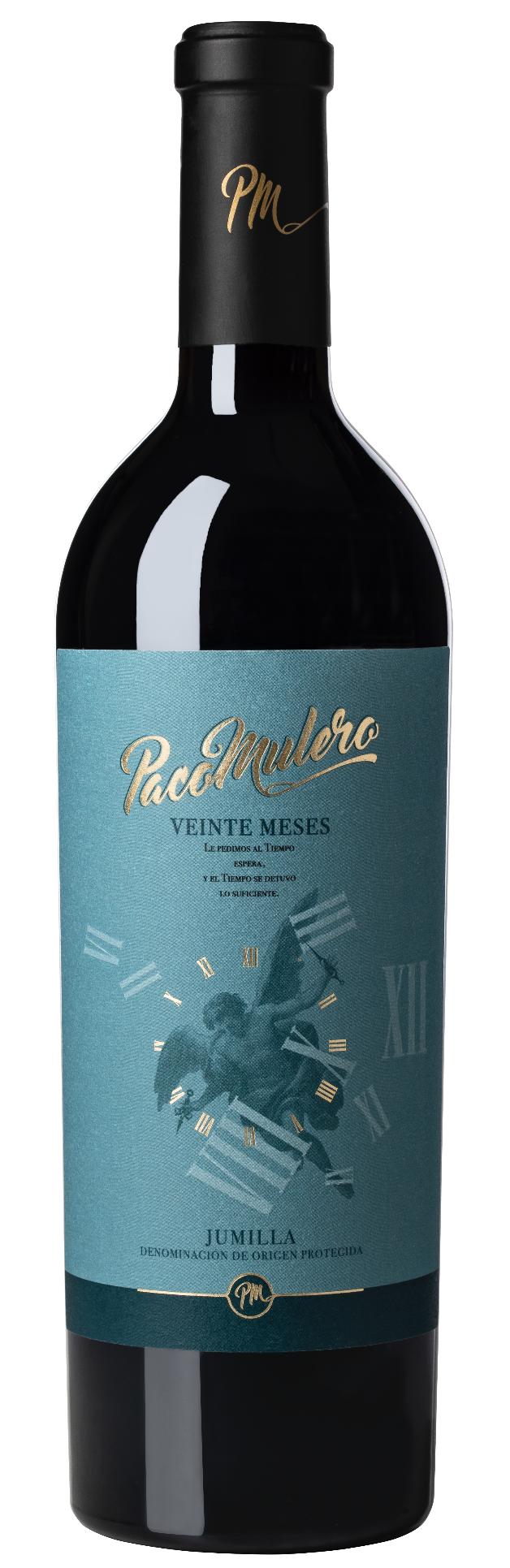 Veinte Meses | Paco Mulero - Winexfood