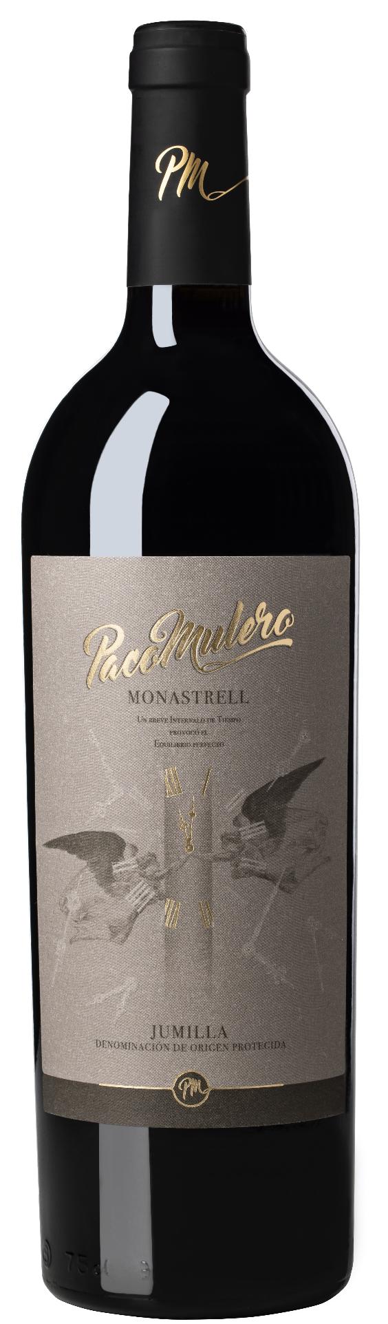 Monastrell   Paco Mulero  - Winexfood