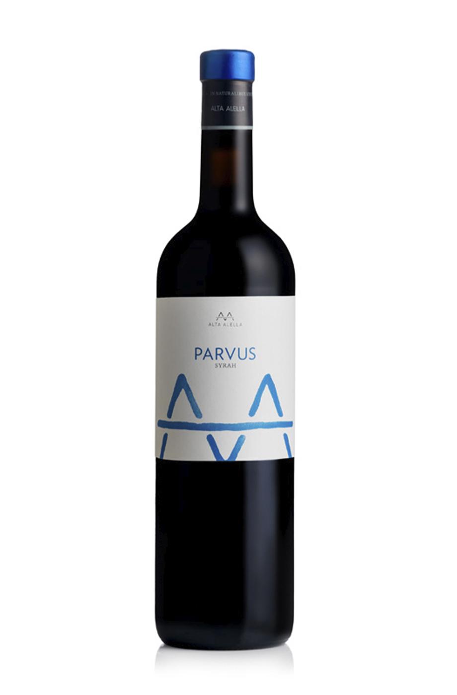AA Parvus Syrah   Alta Alella  - Winexfood