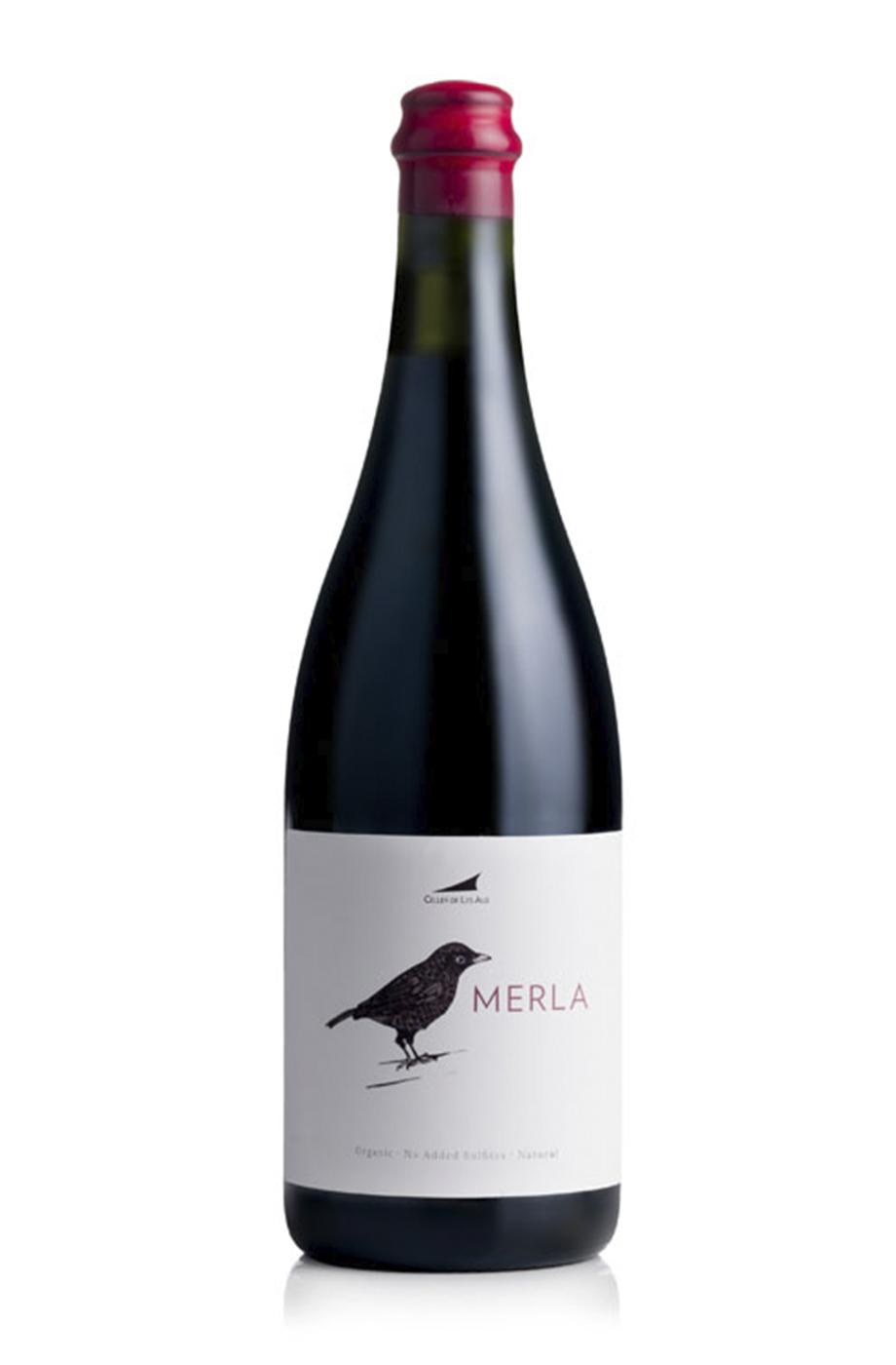 AA Merla | Celler de Les Aus - Winexfood