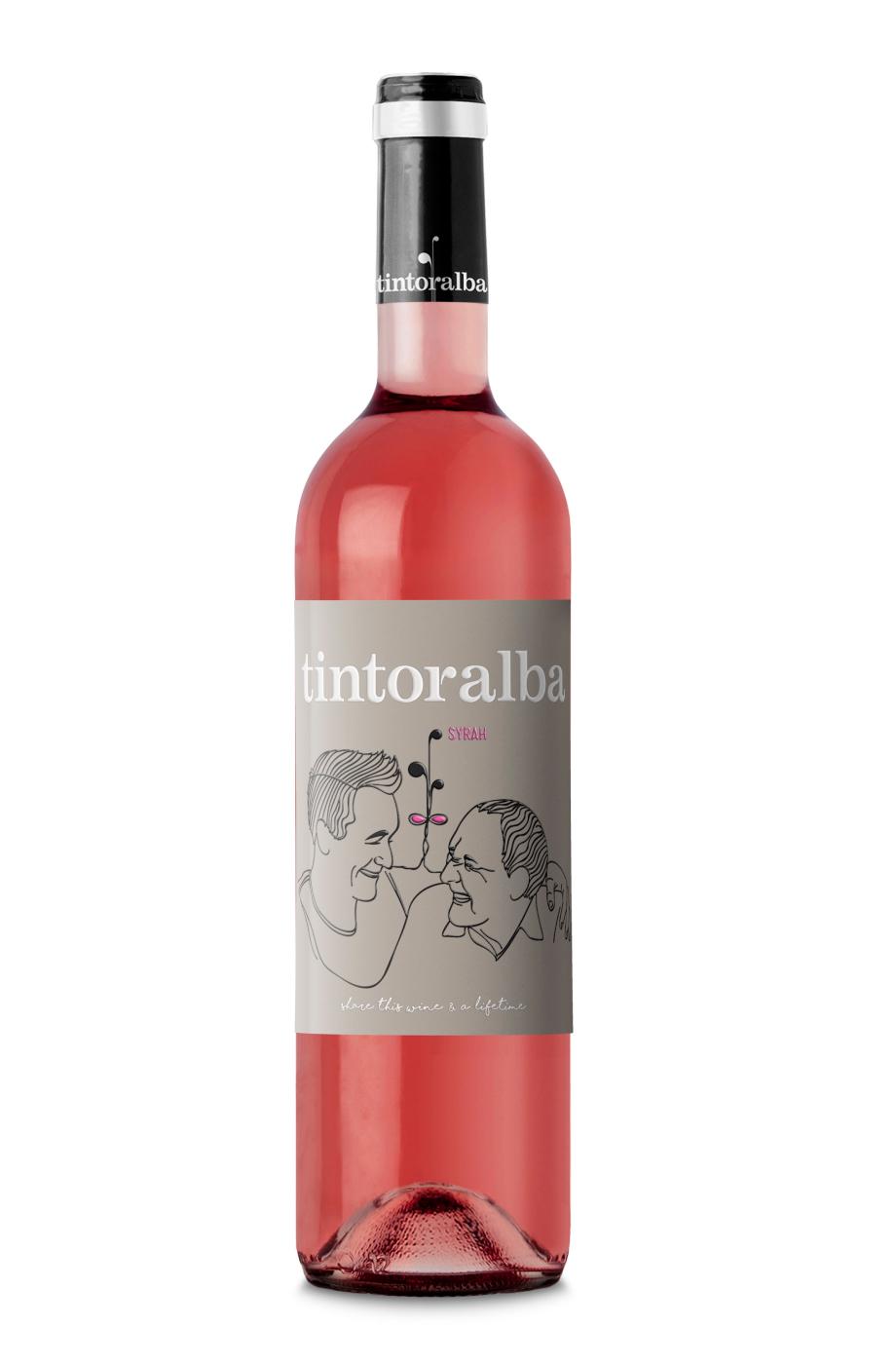 Tintoralba Syrah | Tintoralba - Winexfood