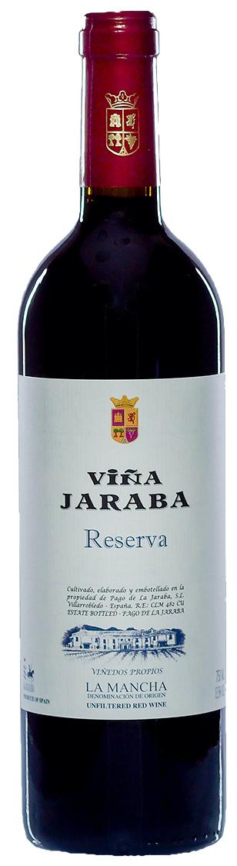 Viña Jaraba Reserva | Pago de la Jaraba - Winexfood