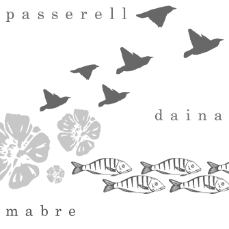 MABRE DAINA PASSERELL project - Wine x Food