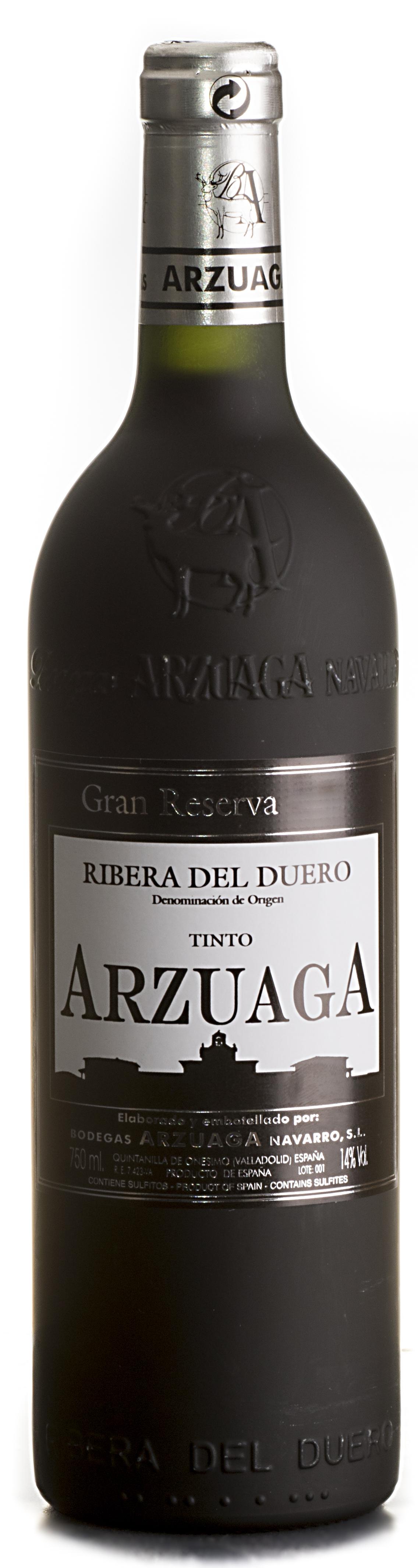 Gran Reserva | Arzuaga - Winexfood