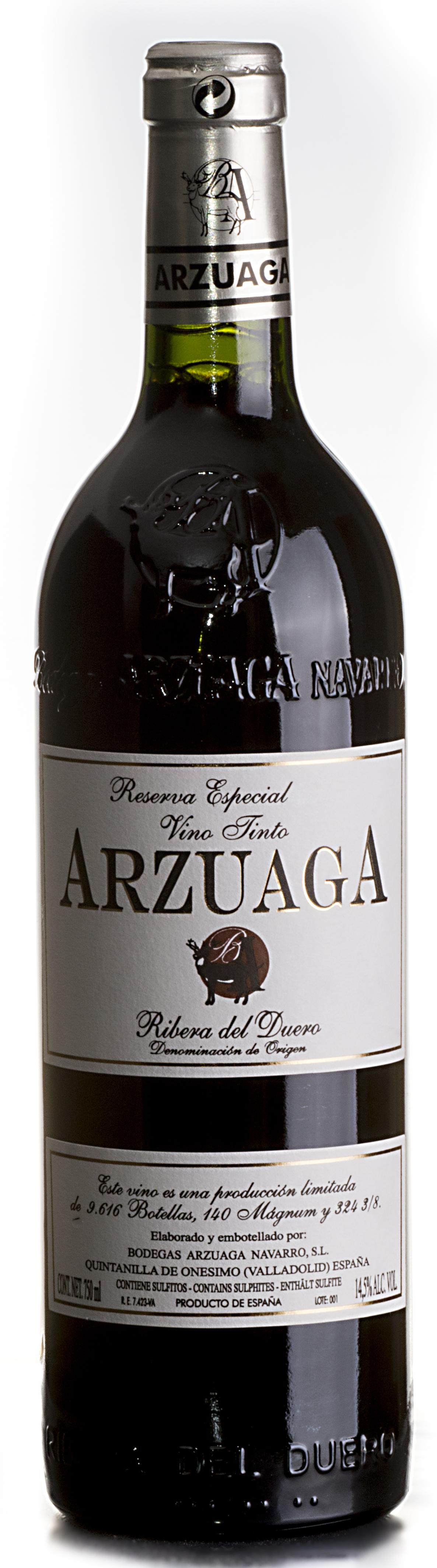 Reserva Especial   Arzuaga - Winexfood