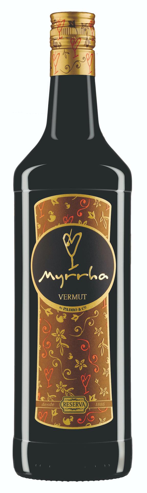 Myrrha Rojo Reserva | Padró & Co.  - Winexfood