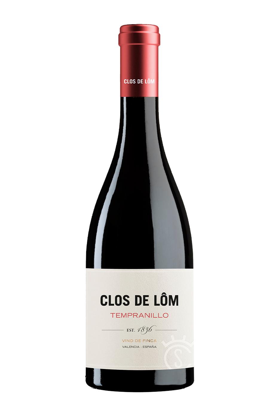 Clos de Lôm Tempranillo | Clos de Lôm - Winexfood