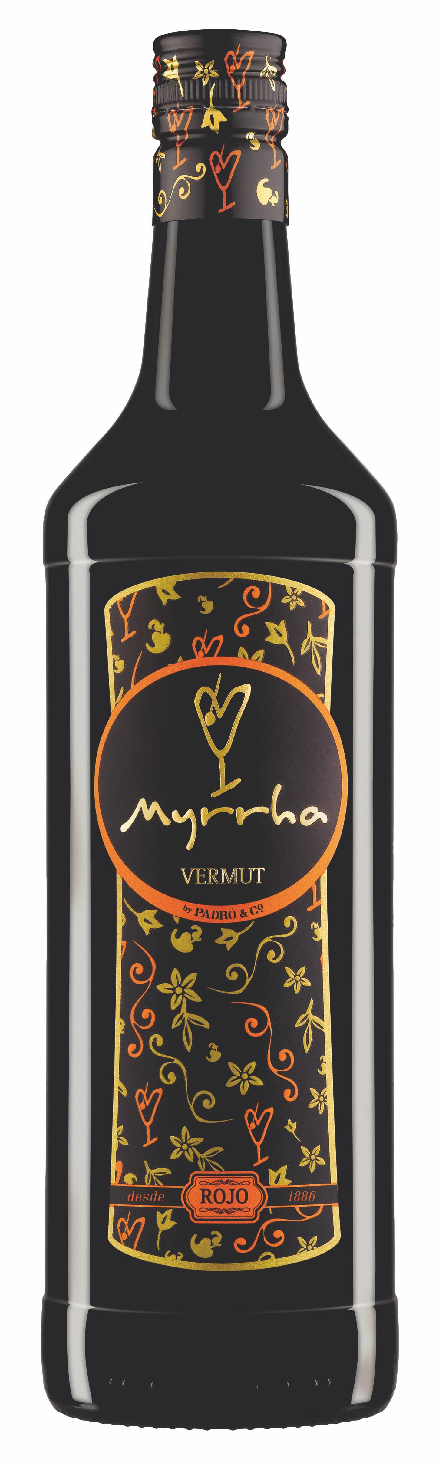 Myrrha Rojo | Padró & Co.  - Winexfood