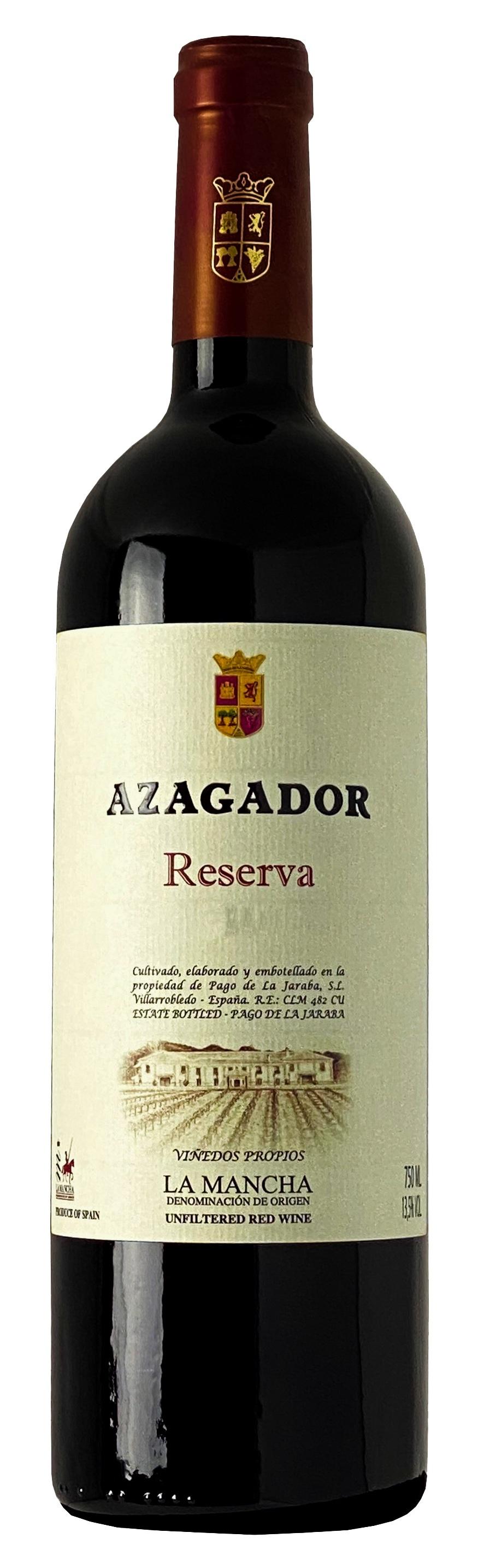 Azagador Reserva | Pago de la Jaraba - Winexfood