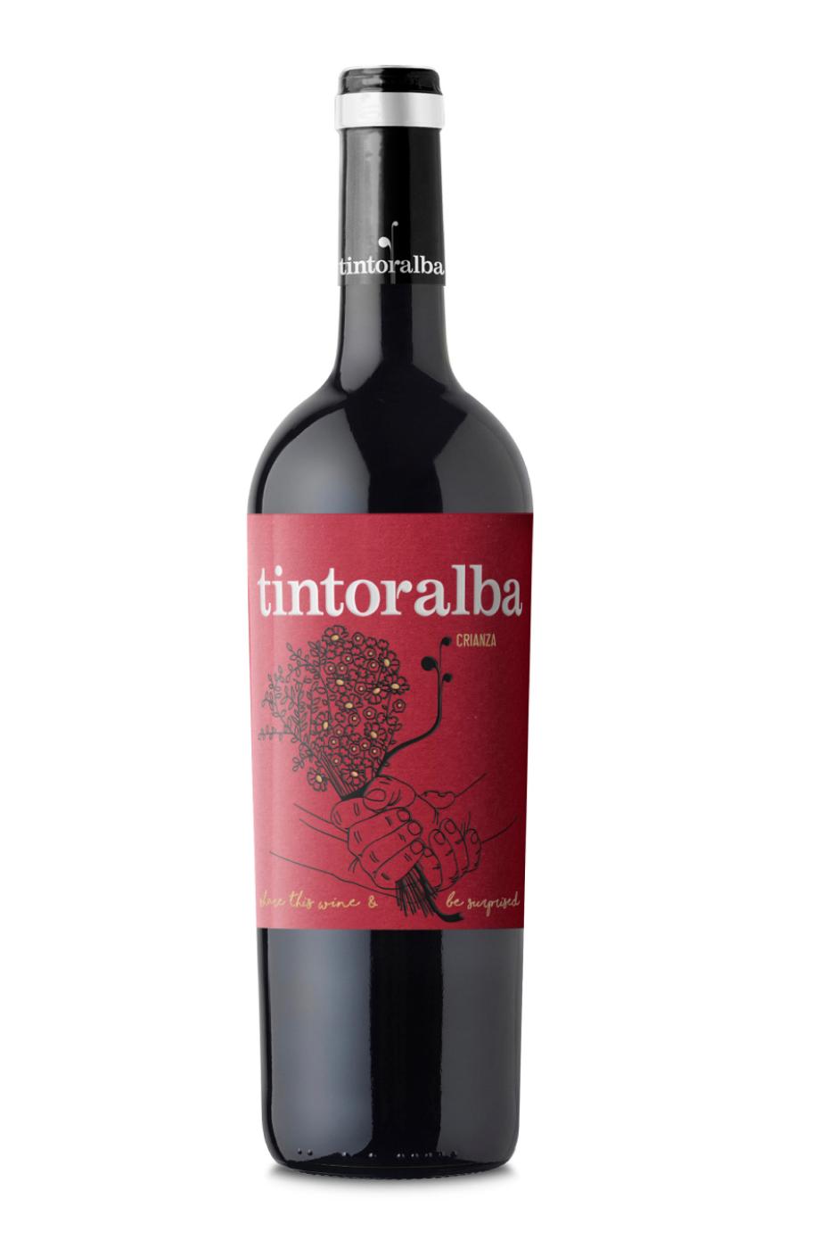 Tintoralba Crianza | Tintoralba - Winexfood